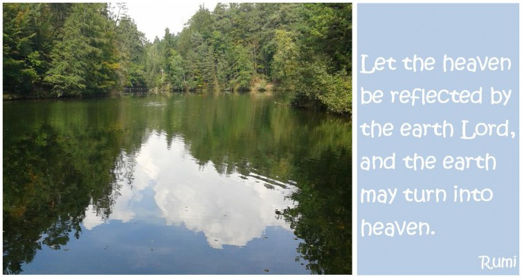 Bild: Let the heaven be reflected