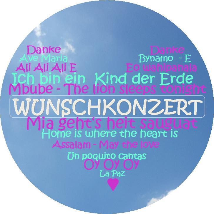 Chant-Special: Wunschkonzert
